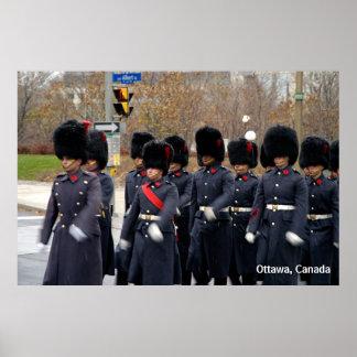 Guardas de honra poster
