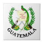 GUATEMALA - emblema/bandeira/brasão/símbolo Azulejos