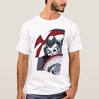 Gueixa japonesa camiseta