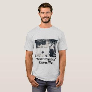 """Guerra da Coreia """"nunca esquecida"""" da camiseta dos"""