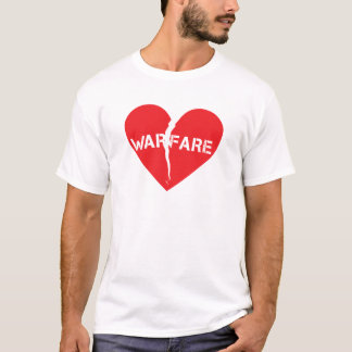 Guerra do desgosto camiseta