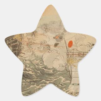 Guerra Sino-Japonesa: O marinho japonês vitorioso Adesito Estrela