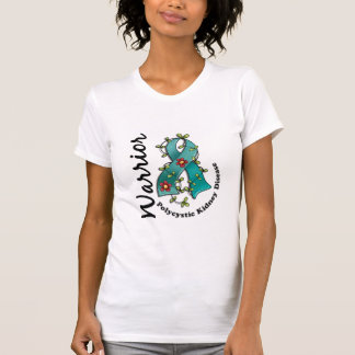 Guerreiro 15 de PKD Camisetas