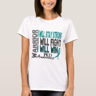 Guerreiro de PKD Camiseta