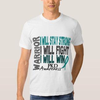Guerreiro de PKD Tshirt
