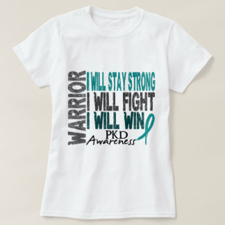 Guerreiro de PKD Tshirts