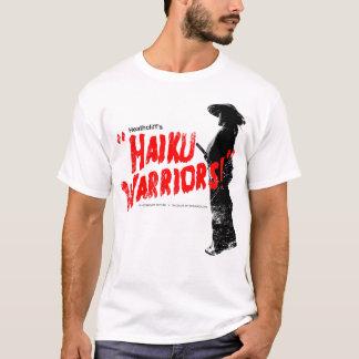 Guerreiro dos haicais camiseta