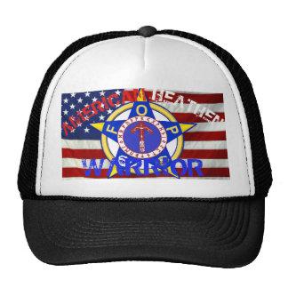 Guerreiro selvagem americano--Polícia Boné