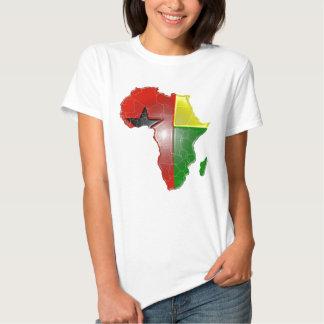 Guiné-Bissau Camisetas