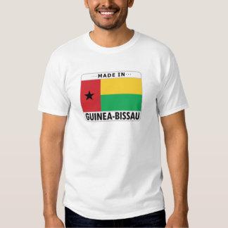 Guiné-Bissau fez dentro Tshirt