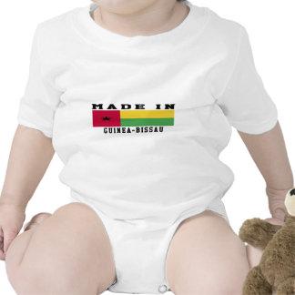 Guiné-Bissau fez no design T-shirts
