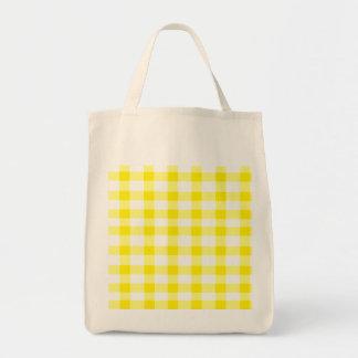 Guingão amarelo bolsa