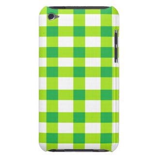 Guingão verde capa para iPod touch