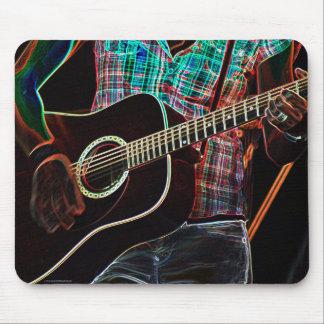 Guitarra 1 Mousepad