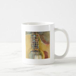 Guitarra acústica de Taylor Caneca De Café