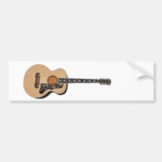 Guitarra Adesivo Para Carro