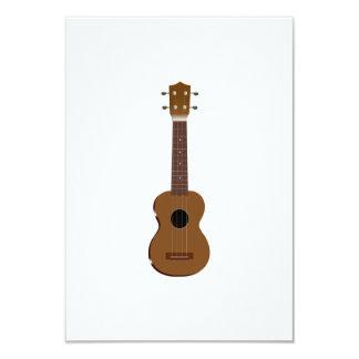Guitarra Convite 8.89 X 12.7cm