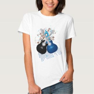 Guitarra duplas t-shirt