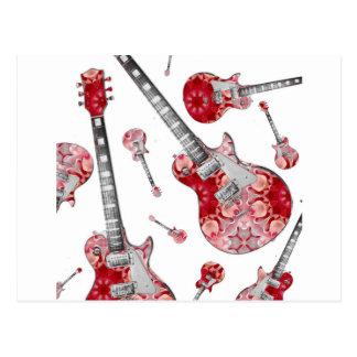 Guitarra elétrica 04.jpg cartões postais