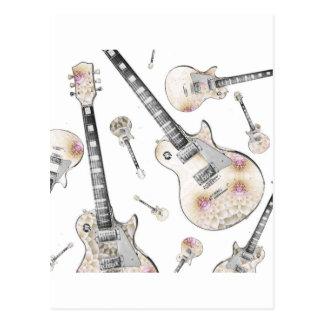 Guitarra elétrica 08.jpg cartao postal