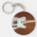 Guitarra elétrica chaveiros