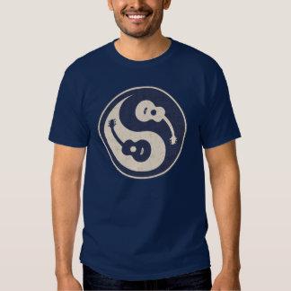 guitarra-Yang - azul Tshirts