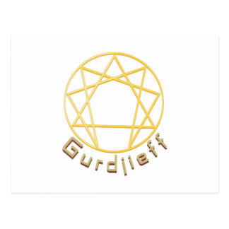 Gurdjieff Cartão Postal