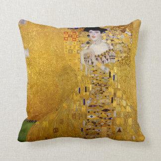 Gustav Klimt , Adele Bloch-Bauer's Portrait Almofada