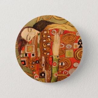 Gustavo Klimt Bóton Redondo 5.08cm