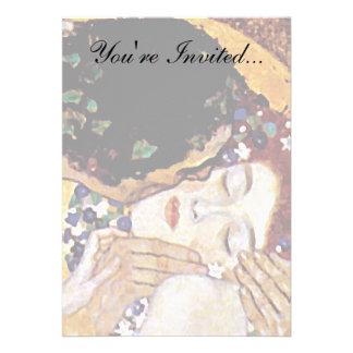 Gustavo Klimt - o beijo