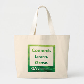GWA conectam aprendem crescem o bolsa enorme