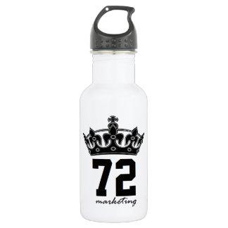 gym reusável da garrafa de água dos direitos