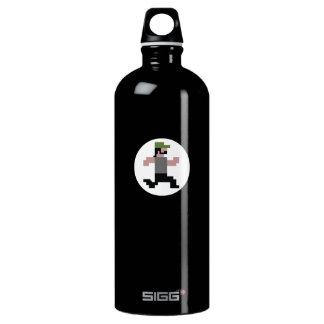 GymWhisperer.com - garrafa de água (1L)