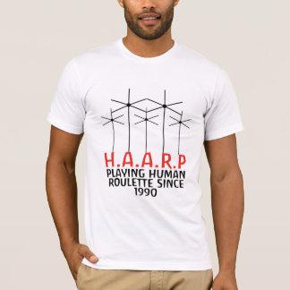 H.A.A.R.P CAMISETA
