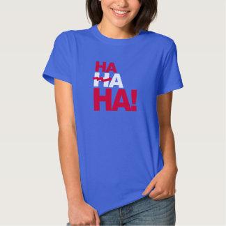 Ha Ha Ha - Anti-Hillary - - Anti-Hillary -- T-shirts