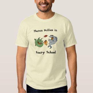 Há intimidações em cada escola t-shirt