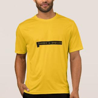 há uma camiseta da granada por Jonah Minecraft1
