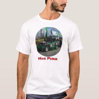 Hag Purim - o Carnaval judaico em Israel Tshirt