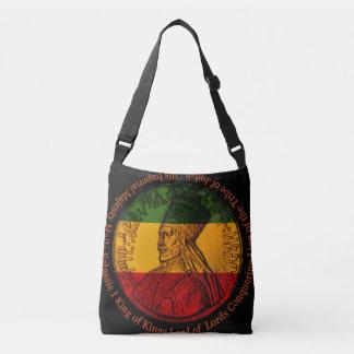 Haile Selassie cruza sobre o saco para o Bolsas Carteiro