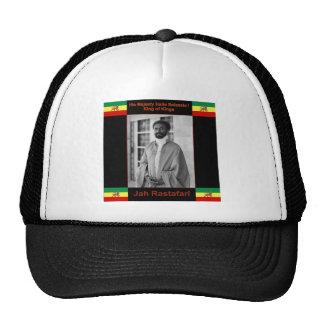 Haile Selassie o leão de Judah, Jah Rastafari Boné