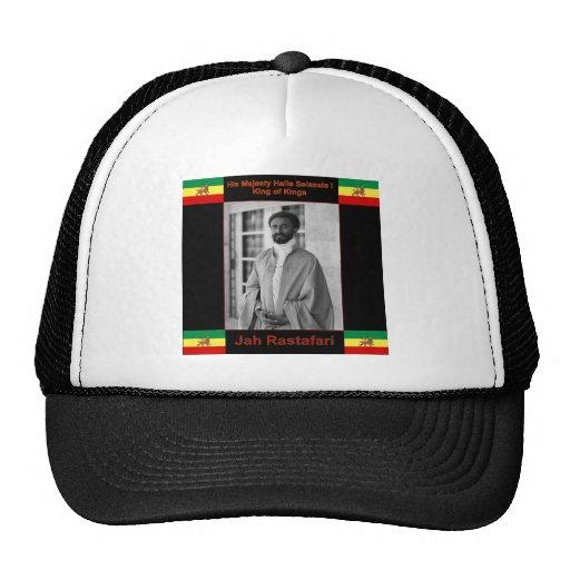 Haile Selassie o leão de Judah, Jah Rastafari Bones