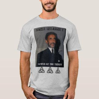 Haile Selassie que eu pnho da trindade Camiseta
