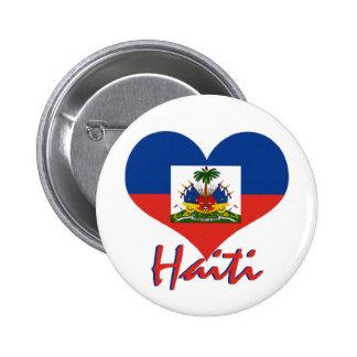 Haiti Bóton Redondo 5.08cm