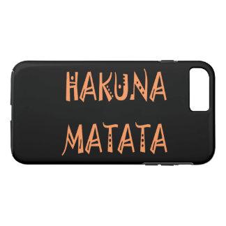 Hakuna Matata Hakunamatata Capa iPhone 7 Plus