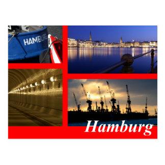Hamburgo cartão postal