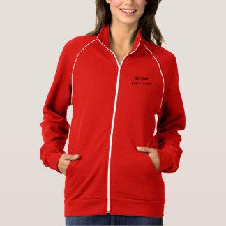 HAMbWG 7 cores - jaqueta da trilha - personalize