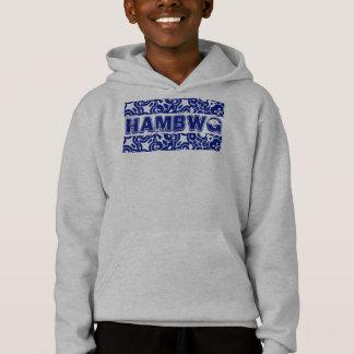 HAMbWG 8 cores - camisola de Hanes ComfortBlend®