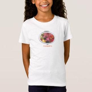 HAMbWG - boneca cabida menina - estojo compacto Camiseta