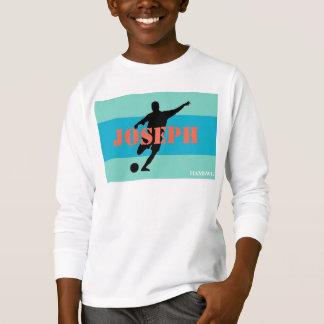 HAMbWG - camisa do T das crianças - bandas do Aqua