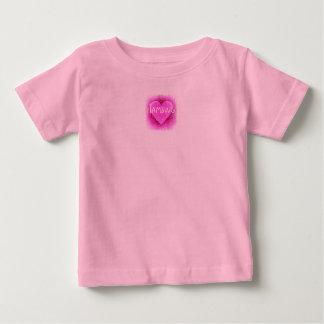 HAMbWG - camisa do T das crianças - coração